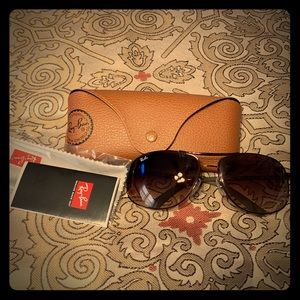 Brand New in Box Ray Bans MENS